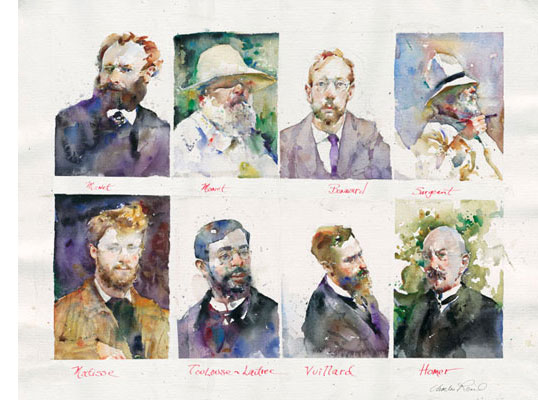Favorite Painters