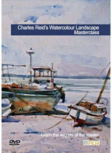 Charles Reid Watercolor dvd